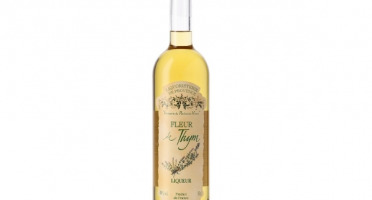 Château de Saint-Martin & Liquoristerie de Provence - Fleur de Thym