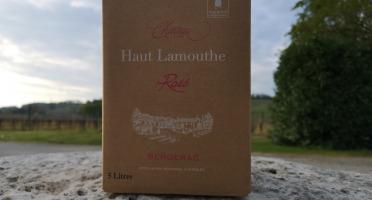 Château Haut-Lamouthe - Bib 5 Litres Bergerac Rosé Aoc Château Haut Lamouthe
