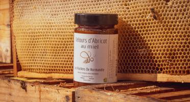 Les Ruchers de Normandie - Velours d'Abricot au miel 230g