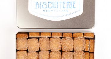 Compagnie Générale de Biscuiterie - Boîte En Métal Remplie De Pavés De La Butte®