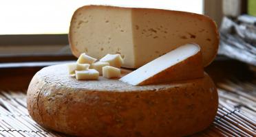 Le Moulin Gourmand - Fromage de Bethmale au Lait Cru de Vache & Brebis - 1kg