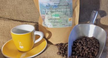 Café Loren - Café Pérou Manzanilla Décaféiné Swiss Water Bio Mouture Moyenne
