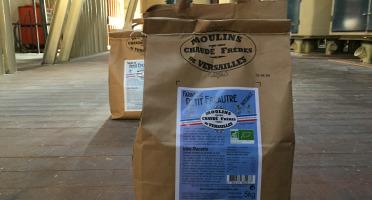 Moulins de Versailles - Farine De Petit Epeautre Intégrale Bio - 5kg