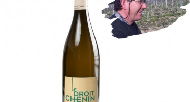 Réserve Privée - AOC Chinon Bio - Pascal Lambert - Loire Blanc le Droit Chenin 2019