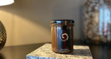 L'AMBR'1 Caramels et Gourmandises - Pâte À Tartiner Praliné Craquant - Pot De 200g