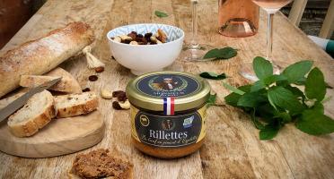 Ferme Les Barres & Monsieur Fermier - Rillettes de Boeuf aux Piment d'Espelette