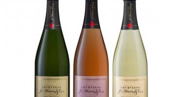 Champagne J. Martin et Fille - Carton Découverte - 3x75 cl