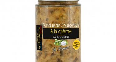 Conserves Guintrand - Fondue De Courgettes A La Creme Yr 327 Ml