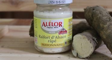 Domaine des Terres Rouges - Raifort d'Alsace Râpé Mayonnaise 100 g