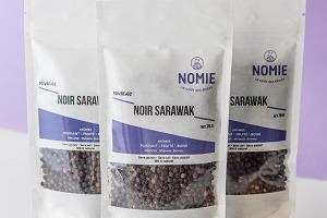 Nomie, le goût des épices - Poivre Noir Sarawak