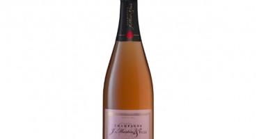 Champagne J. Martin et Fille - Brut Rosé