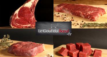 Le Goût du Boeuf - Colis Pièces Du Boucher