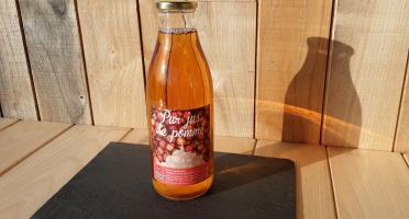 Gourmets de l'Ouest - Pur jus de Pomme du Mont Saint Michel