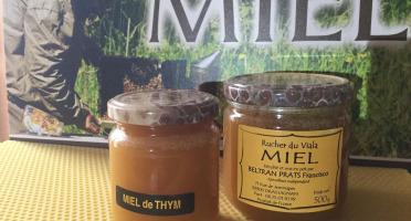 Rucher du Viala - Miel De Thym250g