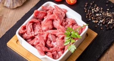 Les poilus-cornus du Grand Est - [Précommande] Emincé de Bœuf  de Bœuf Highland Cattle - 500g