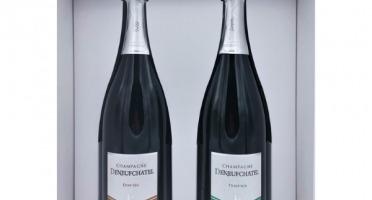 Champagne Deneufchatel - Coffret Serein