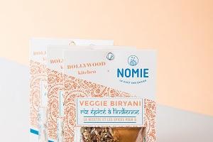 Nomie, le goût des épices - Veggie Biryani