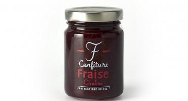 La Fraiseraie - Confiture Fraise Cirafine 120 g