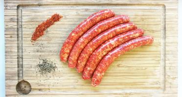 Ferme les Acacias - Merguez de Porc