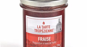 La Tarte Tropézienne - Préparation aux fraises