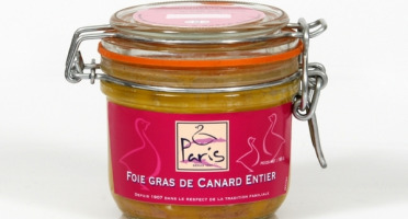 Maison Paris - Foie Gras De Canard Entier En Bocal - 320g