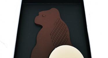 Philippe Segond MOF Pâtissier-Confiseur - Gorille De Pâques En Chocolat À Croquer