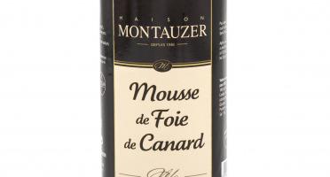 MONTAUZER - Mousse de foie de canard - 200 g