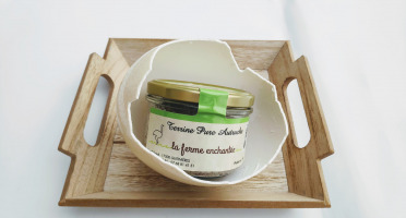 La Ferme Enchantée - Terrine Pure Autruche - 180 gr