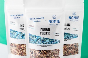 Nomie, le goût des épices - Indian Taste