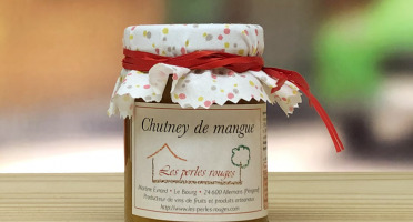Les Perles Rouges - Chutney De Mangue