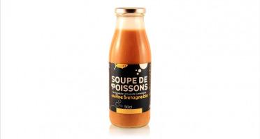 Conserverie artisanale de Keroman - Soupe De Poisson À La Fine De Bretagne Bio 500 Ml