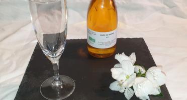 La Ferme du Montet - Sirop de Safran - sucre blanc - Bio - 25cl