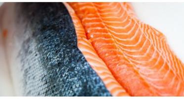 Ma poissonnière - Filet De Saumon La Pièce De 1,3 Kg