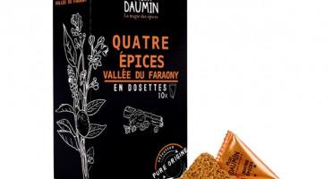 Epices Max Daumin - Quatre Epices de la Vallée du Faraony
