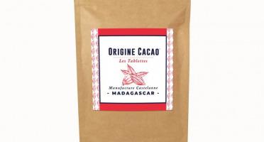 Maison Castelanne Chocolat - Tablette Madagascar - Bejofo 74% - Fèves Origine Bio