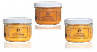 Les délices de Noémie - Petits Pots Bébé 8 Mois: Carotte  Panais Au Petit Épeautre Bio X1, Potimarron Patate Douce Poulet X2