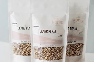 Nomie, le goût des épices - Poivre Blanc Penja