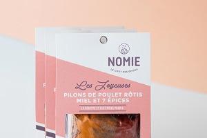 Nomie, le goût des épices - Les Joyeuses. Mélange Pour Poulet Rôti Au Miel Et 7 Épices