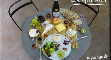 Fromagerie Seigneuret - Plateau De Fromages - Traditionnel - 5 Personnes