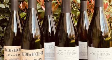 Domaine du Château de Rochefort - Coffret Muscadet AOP - Méthode Traditionnelles - 6 Bouteilles