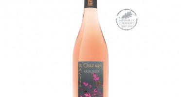 Domaine Philippe & Sylvain Ravier - AOP Vin de Savoie Rosé - R'osez Moi - 6 Bouteilles