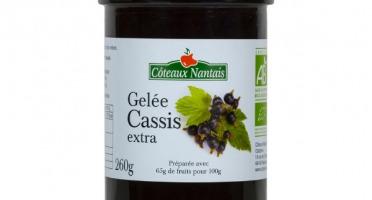 Les Côteaux Nantais - Gelée Cassis 260g