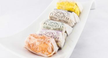 Beurre Plaquette - Le Sachet Découverte L & L Plaquette De 5 Beurres