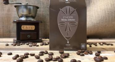 Cafés Factorerie - Café Ethiopie Moka Sidamo GRAIN - 250 gr
