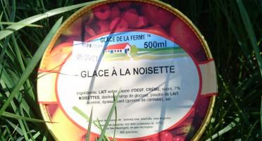 Les Glaces de la Promesse - Glace Noisette
