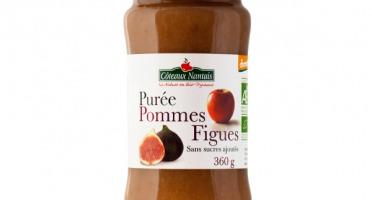 Les Côteaux Nantais - Purée Pommes Figues 360g Demeter