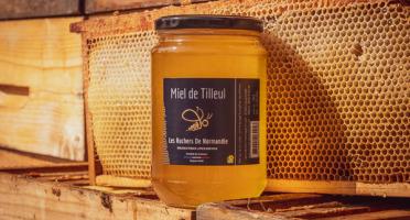 Les Ruchers de Normandie - Miel de Tilleul liquide 1kg