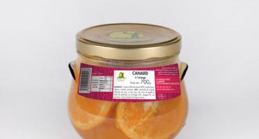Maison Tête - Canard à l'orange