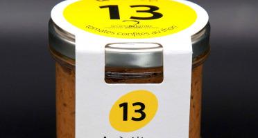 Secrets de Famille - Délices de tomates confites au thon