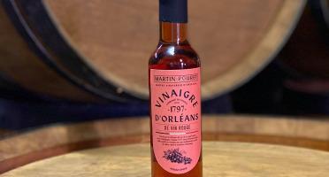 Maison Martin-Pouret - Vinaigre de Vin Rouge 12 Mois de Viellissement en Fut de Chêne